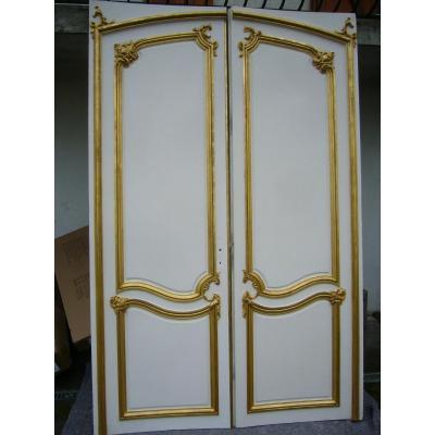 Great Pair Of Louis XV Doors