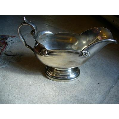 Sauce Boat Silver Saakes