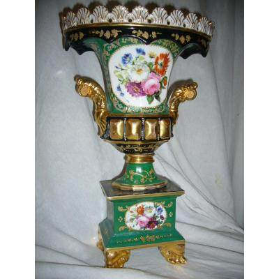 Paris Porcelain Vase