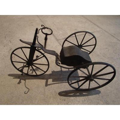 Miniature Mechanism Tricycle