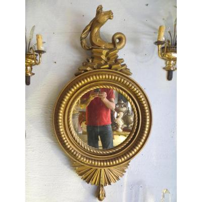Miroir Au Cheval