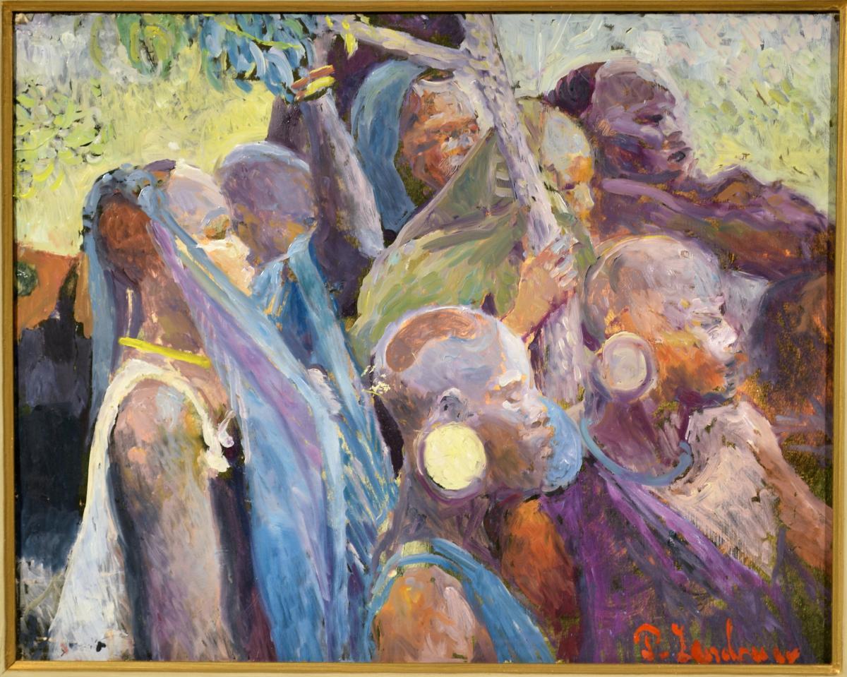 Femmes Africaines par Patrice Landauer-photo-2