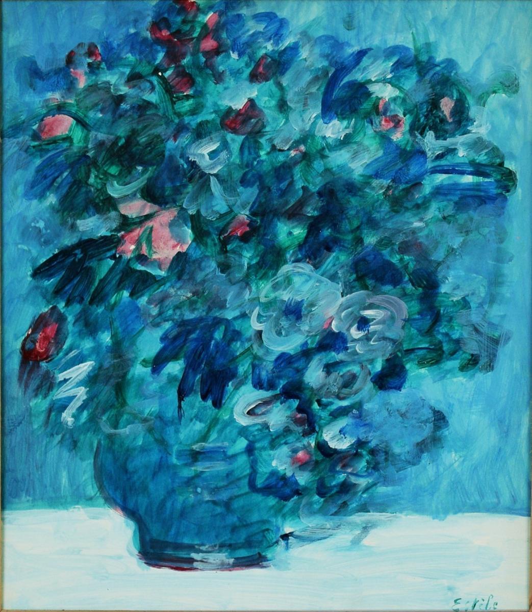 Bouquet de Fleurs Signé Estèbe-photo-2
