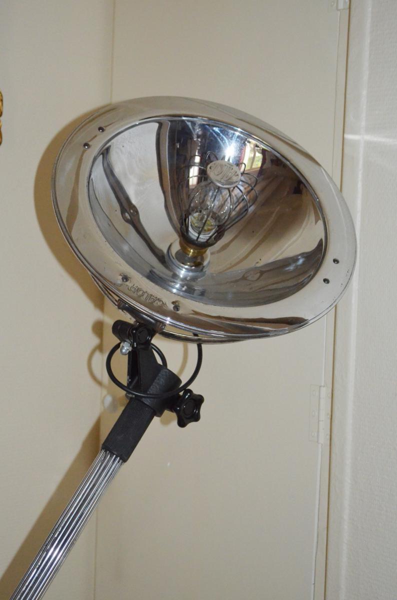 "Lampe Moderniste ""calmortorn""-photo-4"