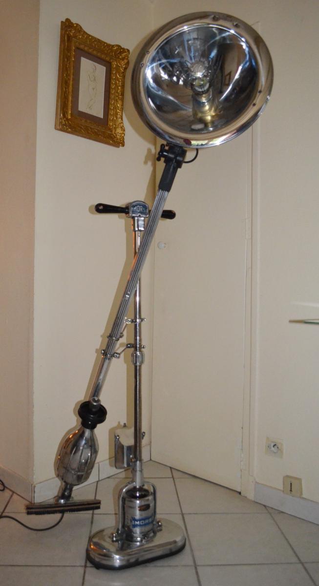 "Lampe Moderniste ""calmortorn""-photo-2"