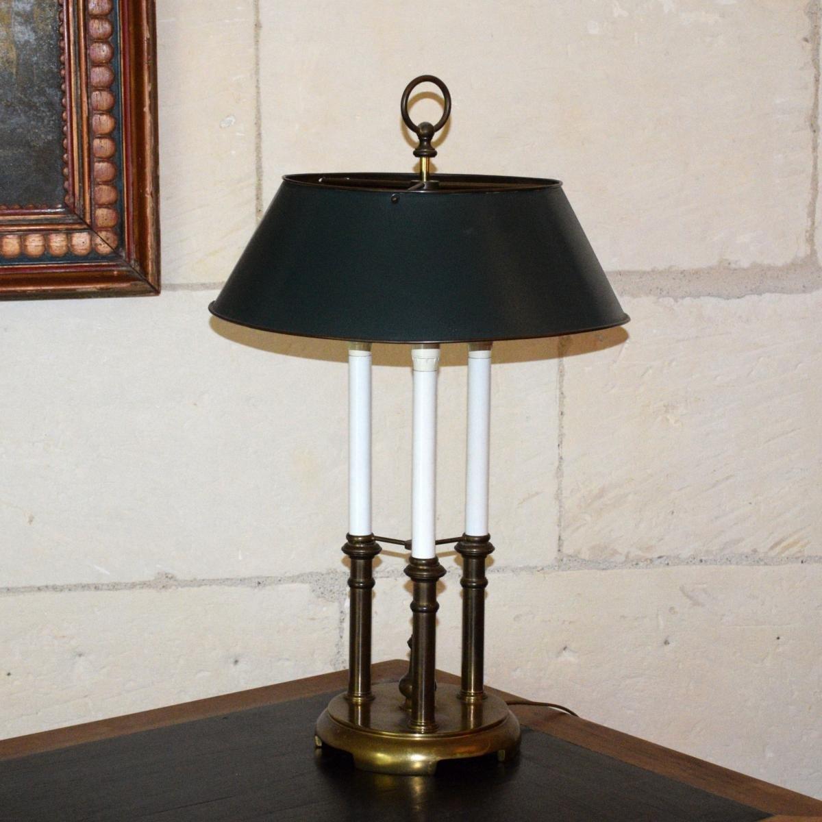 Grande Lampe Bouillotte