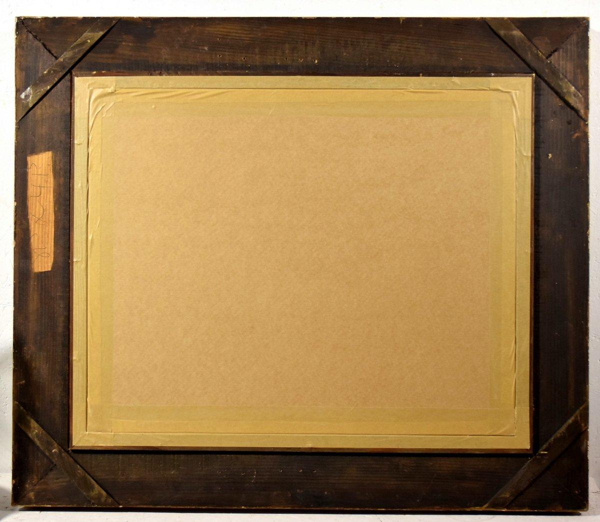 Marcel Mouly Lithographie originale signée Scène de souk-photo-5