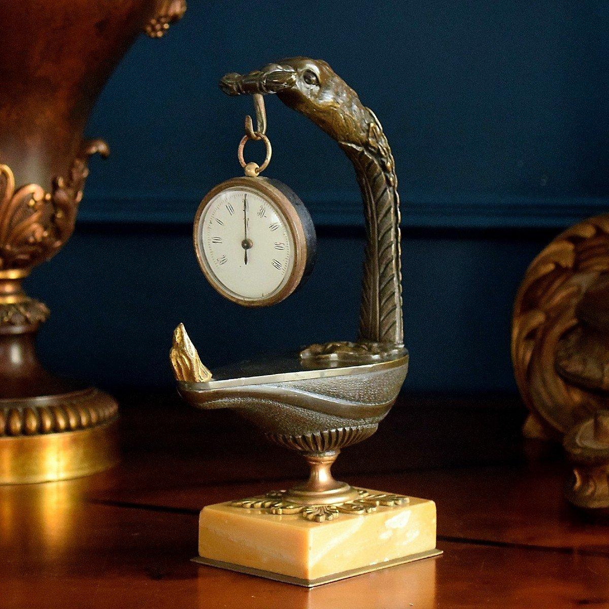 Empire Style Watch Holder, 19th Century