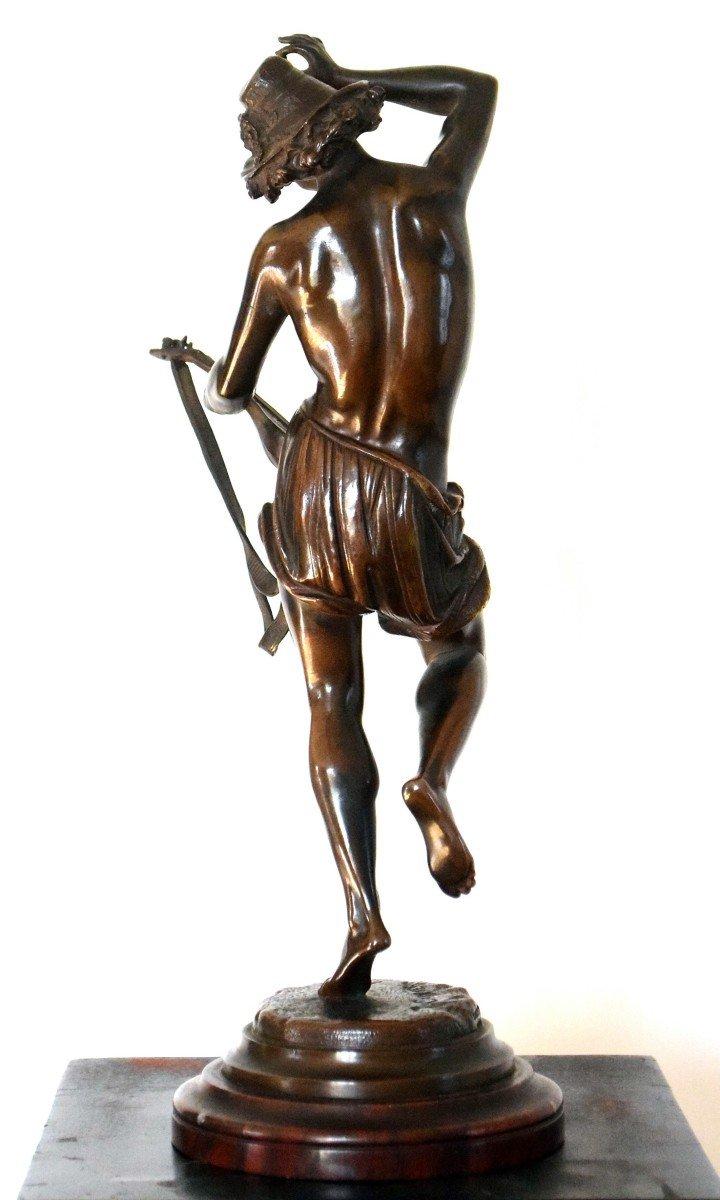 Le musicien florentin Bronze par Carrier-Belleuse-photo-1