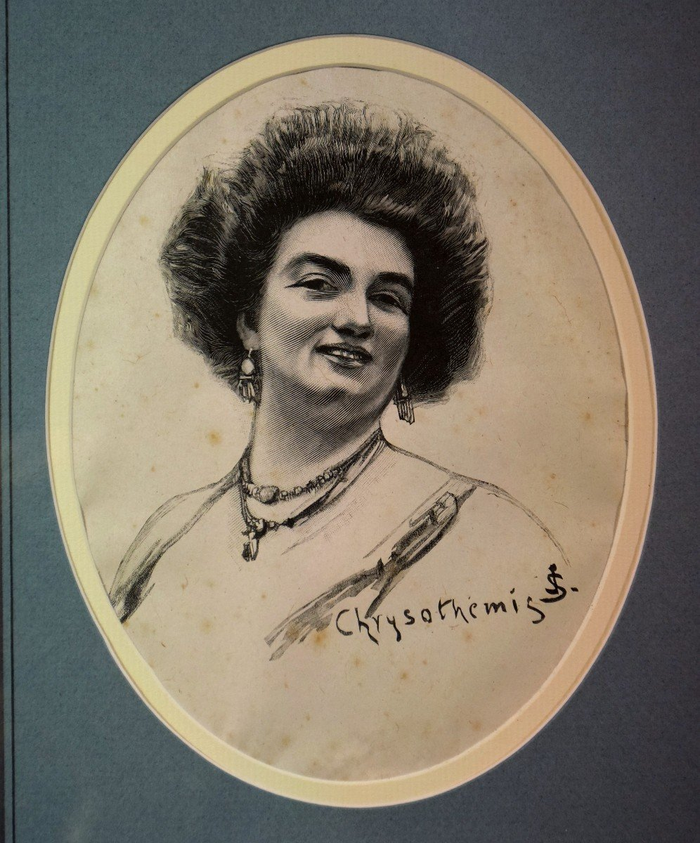 Neuf gravures d'après Jan Styka (1858-1925)-photo-3