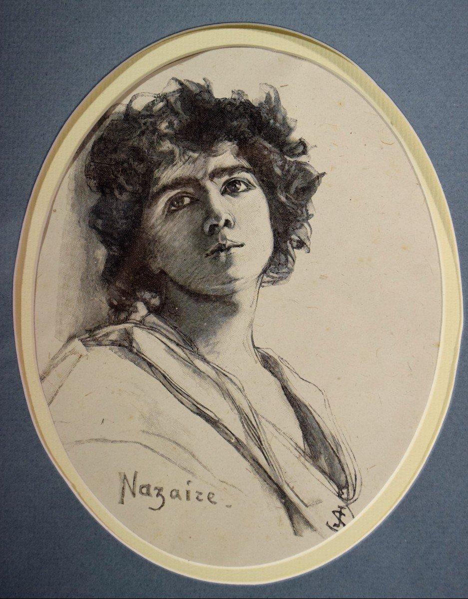 Neuf gravures d'après Jan Styka (1858-1925)-photo-6