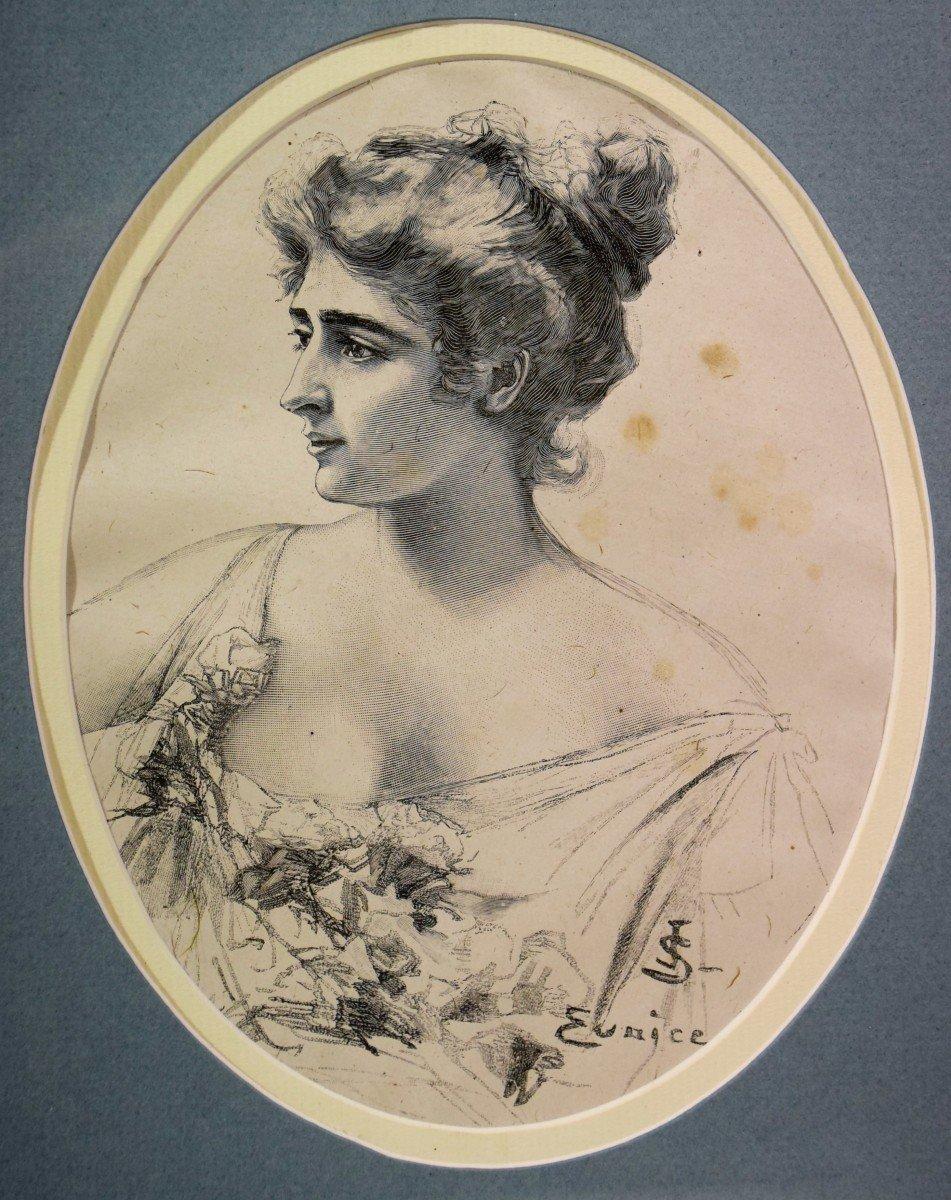 Neuf gravures d'après Jan Styka (1858-1925)-photo-7