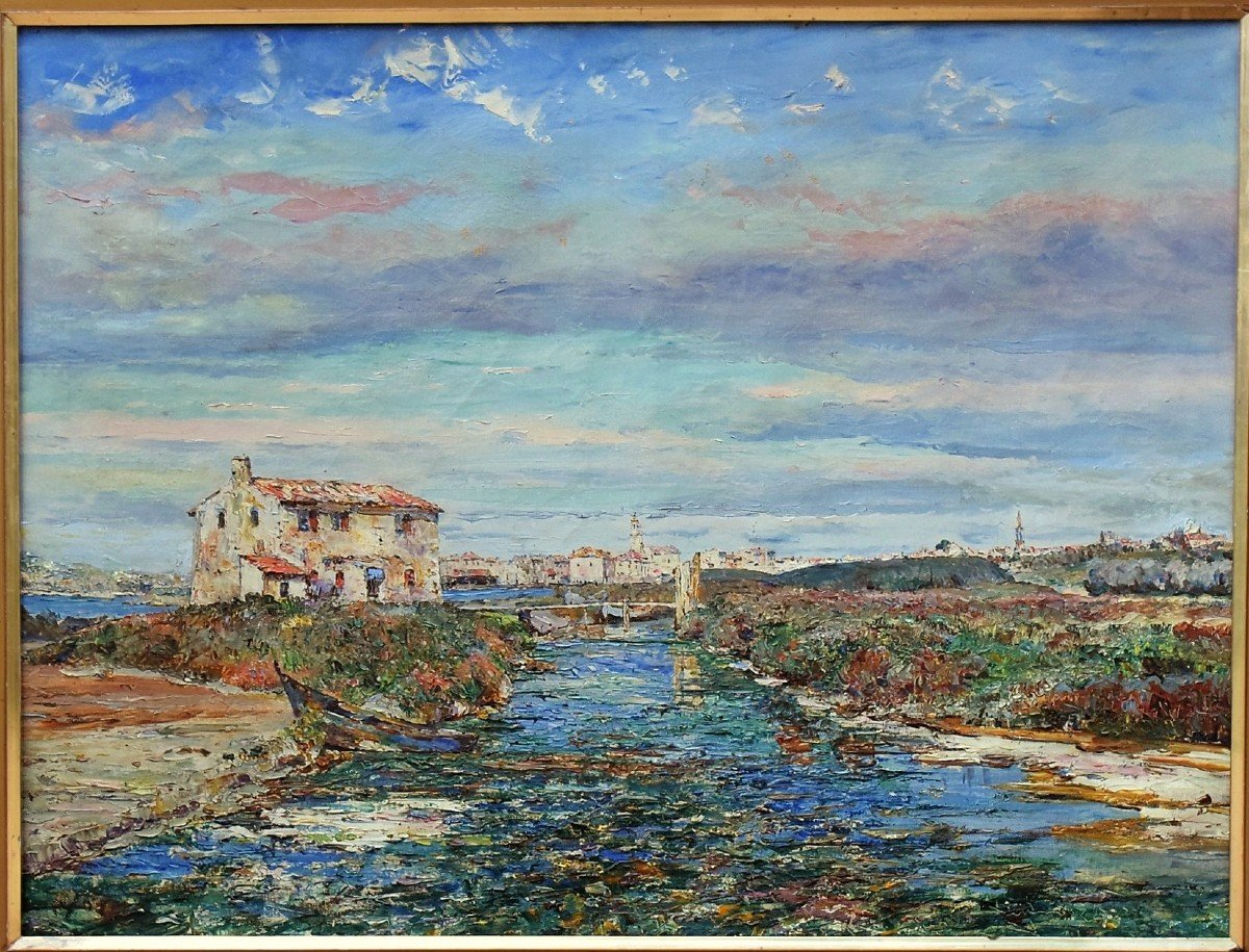 Les Bourdigues In Martigues By Jb Duffaud-photo-2