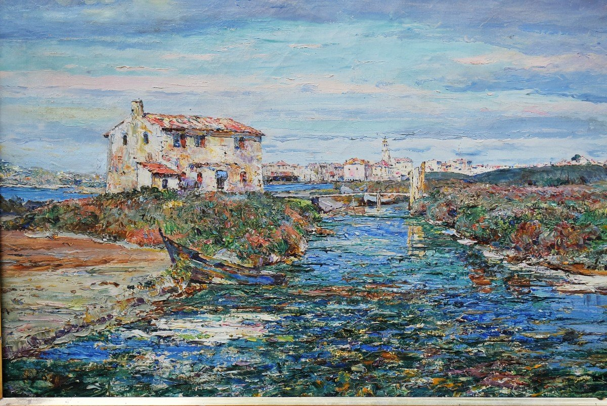 Les Bourdigues In Martigues By Jb Duffaud-photo-3