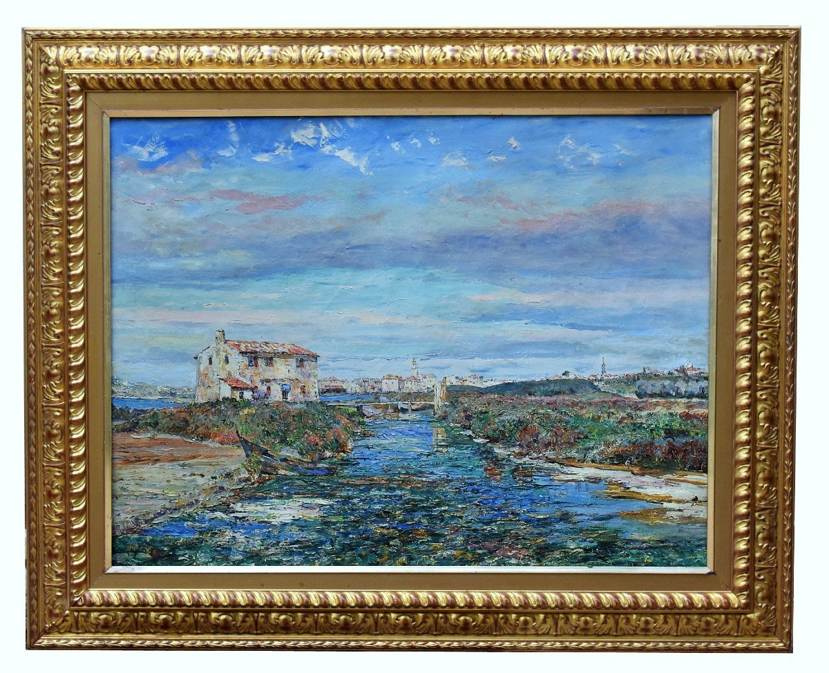 Les Bourdigues In Martigues By Jb Duffaud