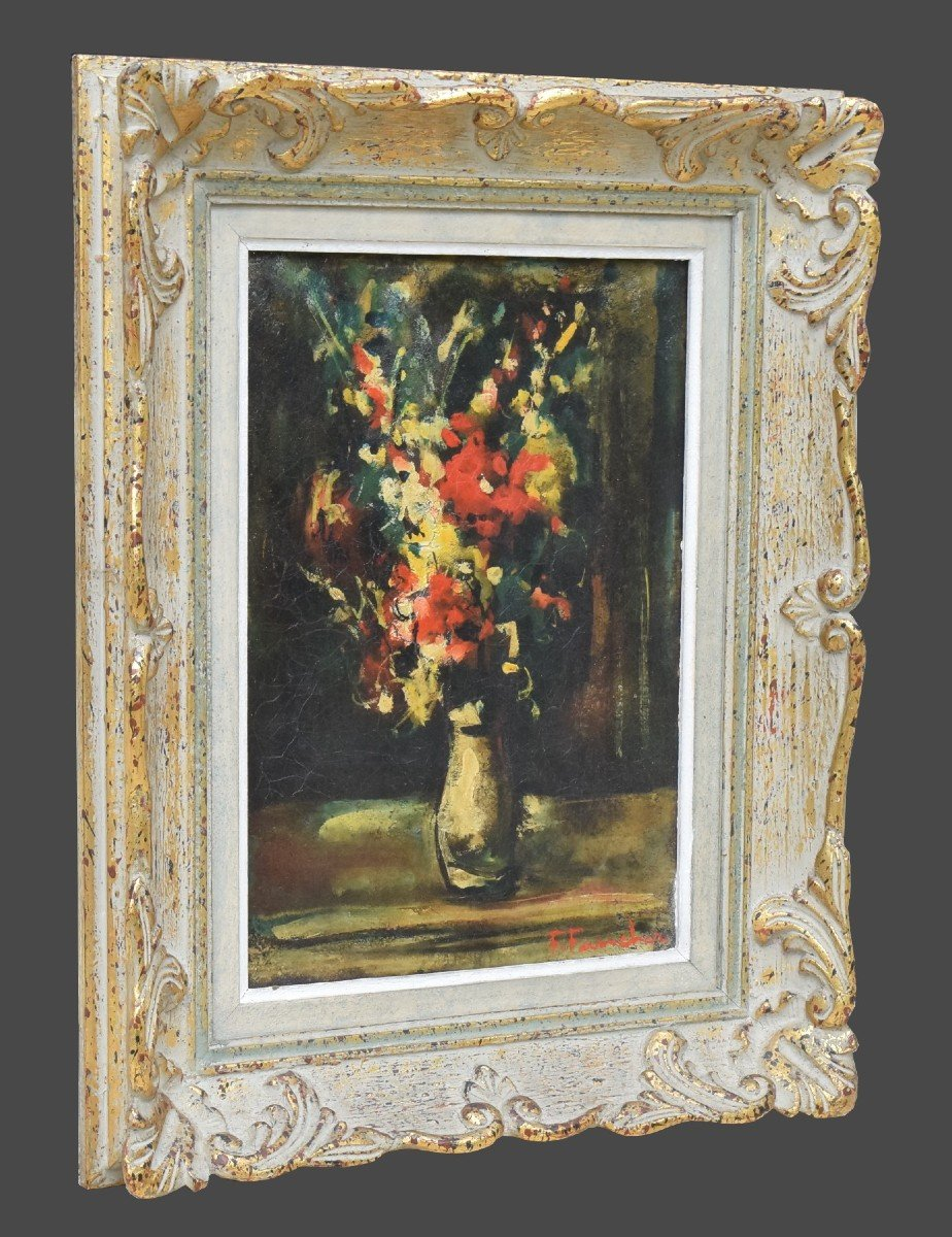Bouquet de fleurs par François Faucher -photo-1