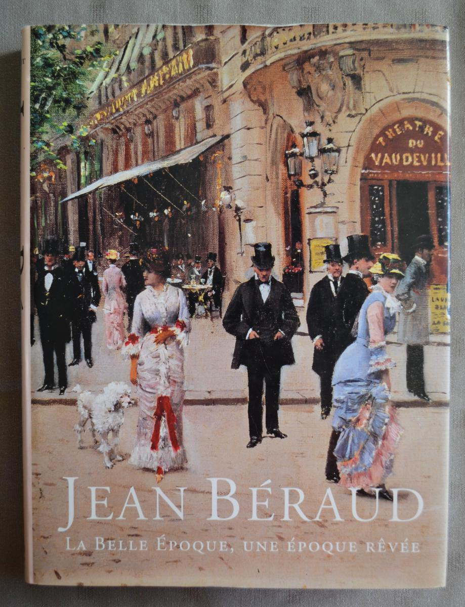 Jean Beraud Catalogue Raisonné Taschen Wildenstein Institut