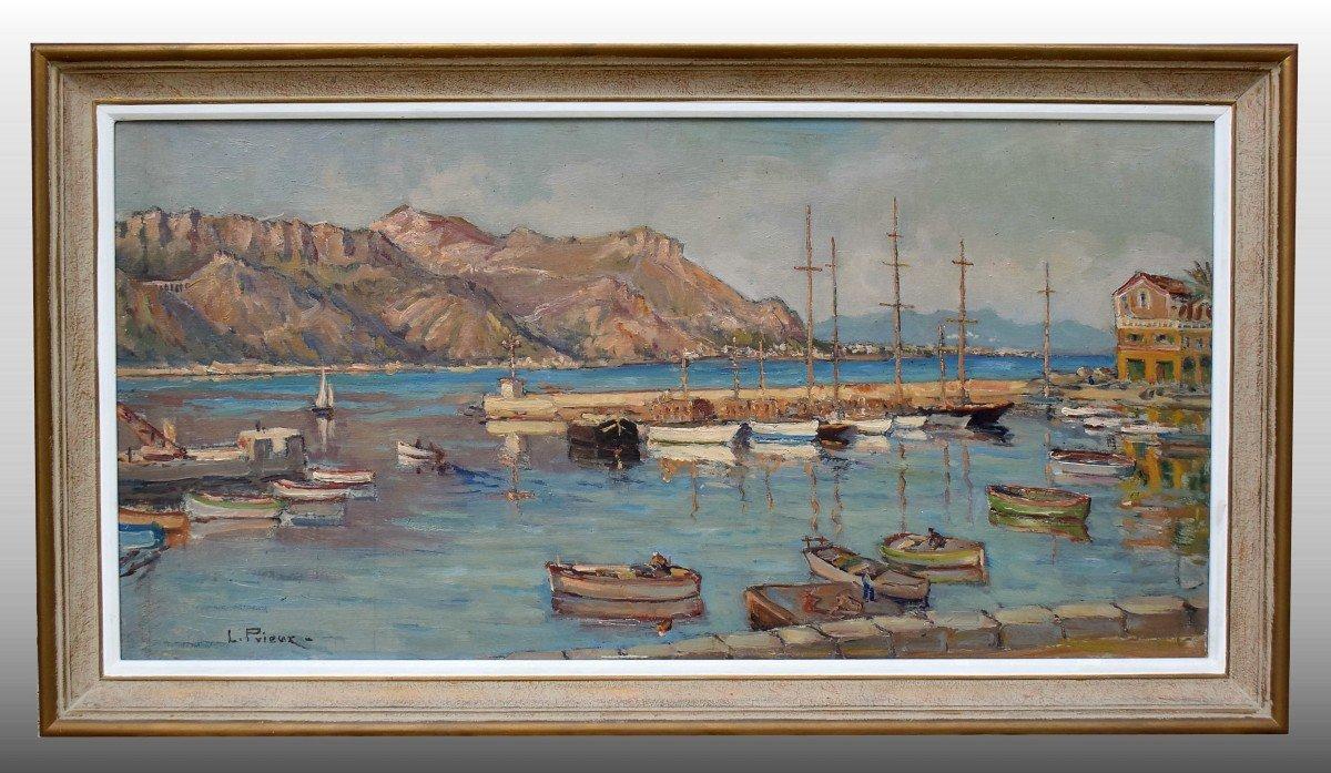 Saint Jean Cap Ferrat par Louis Charles D. Prieur