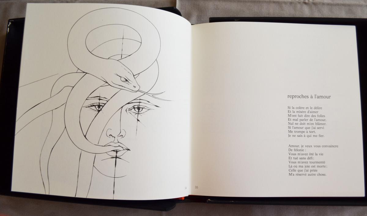 Le Livre d'Eros Pierre-yves Tremois Avec Dédicace-photo-1