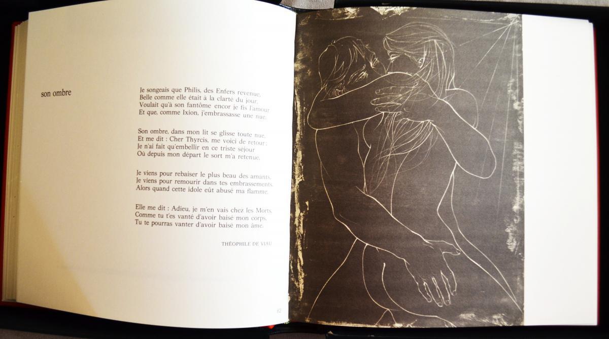 Le Livre d'Eros Pierre-yves Tremois Avec Dédicace-photo-2