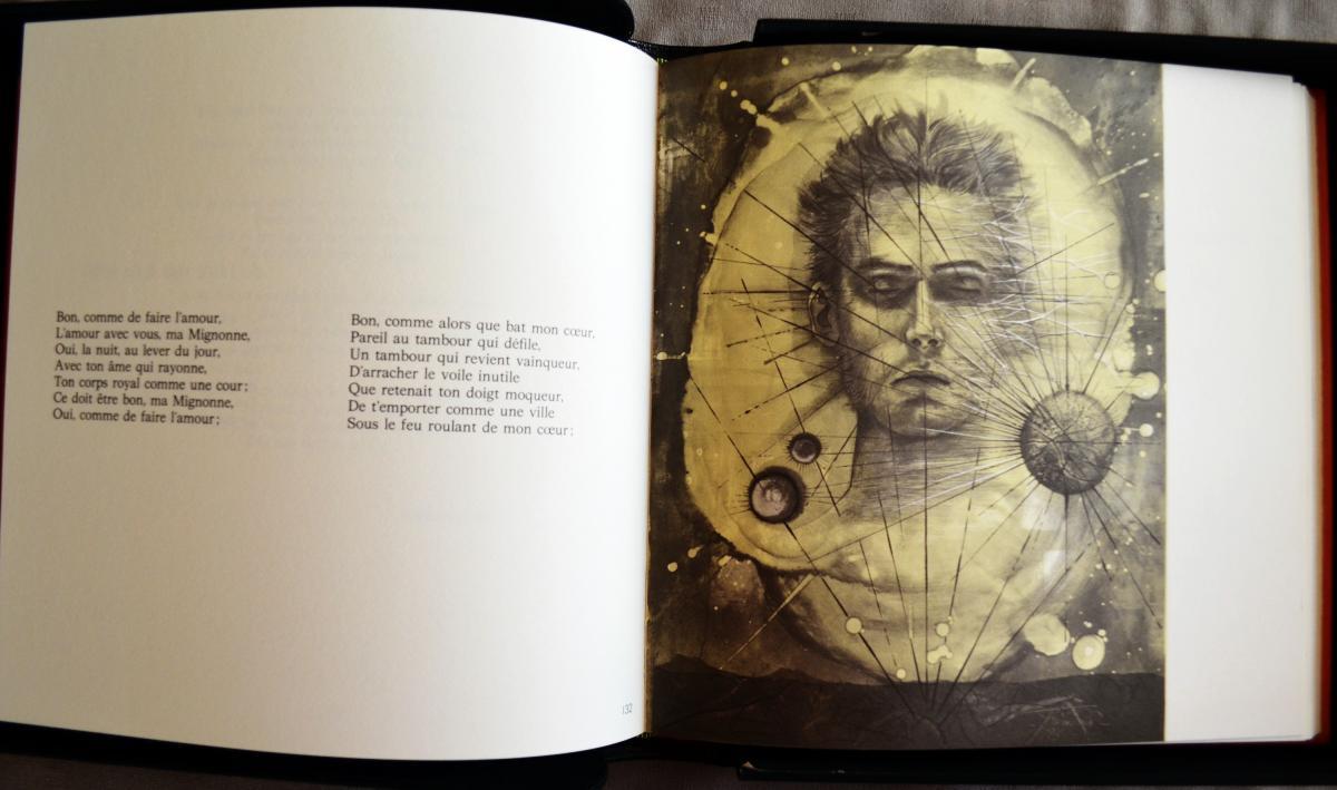 Le Livre d'Eros Pierre-yves Tremois Avec Dédicace-photo-3