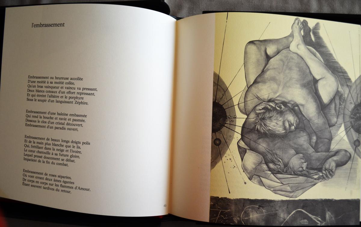 Le Livre d'Eros Pierre-yves Tremois Avec Dédicace-photo-6