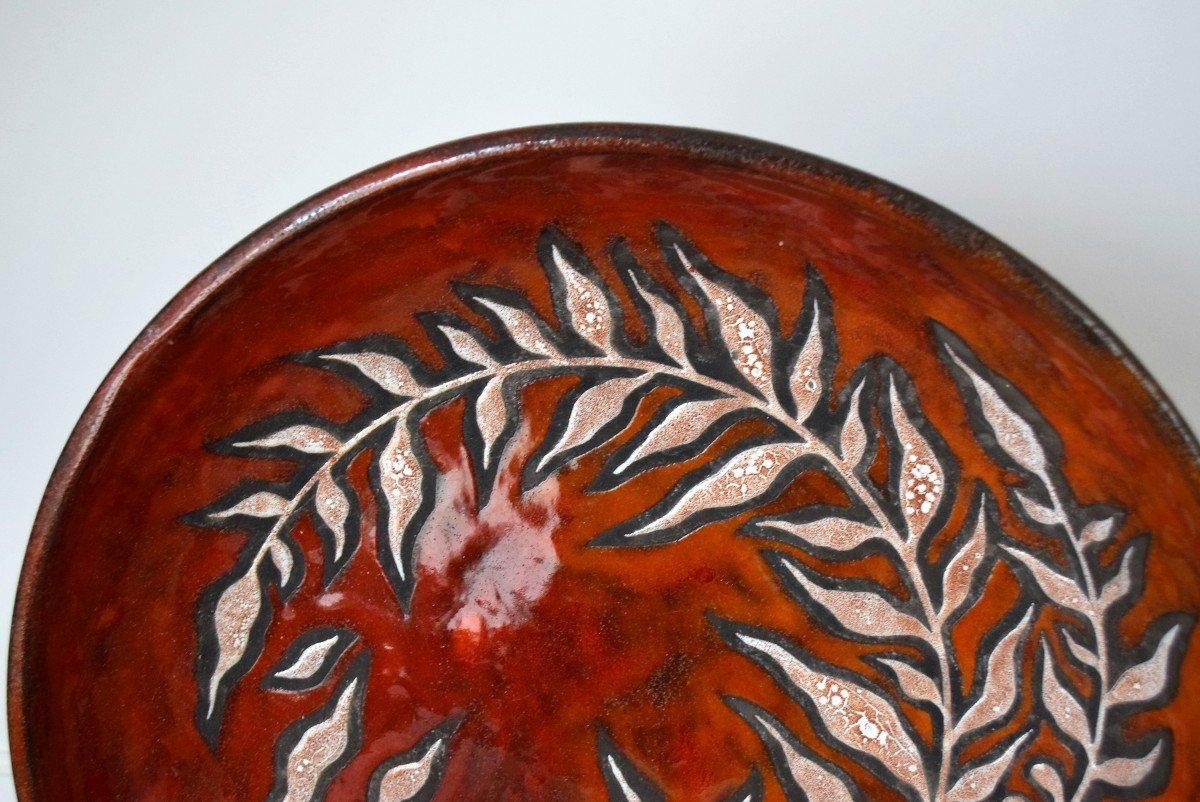 Grand plat céramique Rois de Majorque -photo-1
