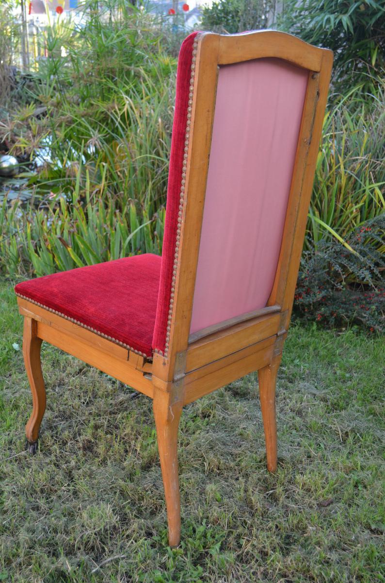 Chaise à Système De Maison De Tolérance-photo-1