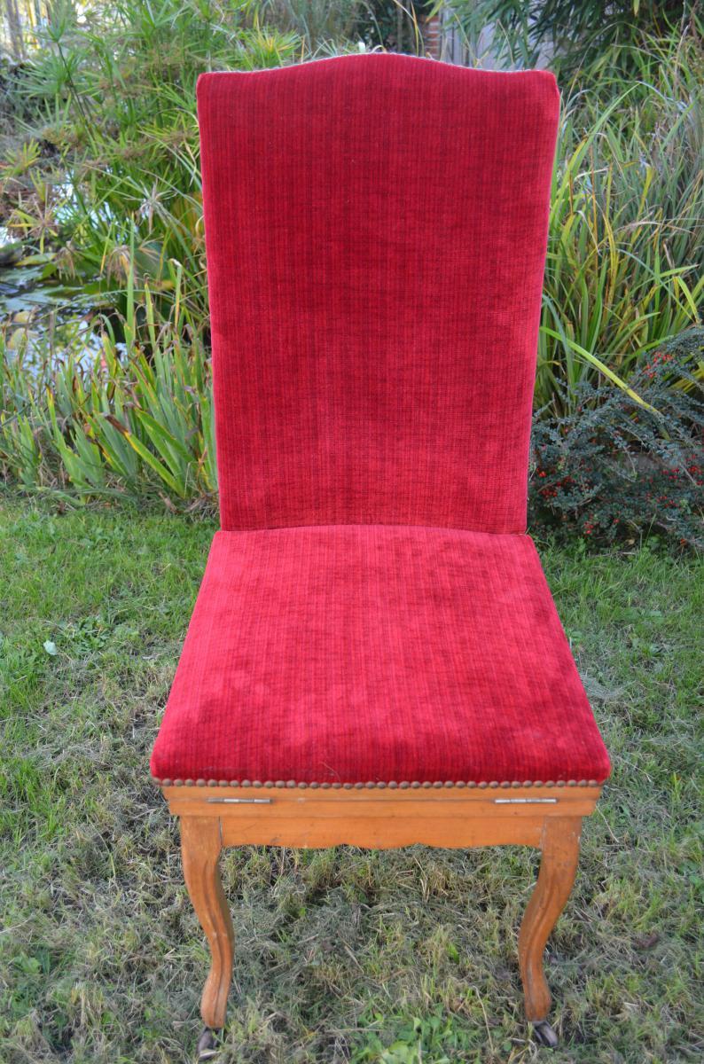 Chaise à Système De Maison De Tolérance-photo-3