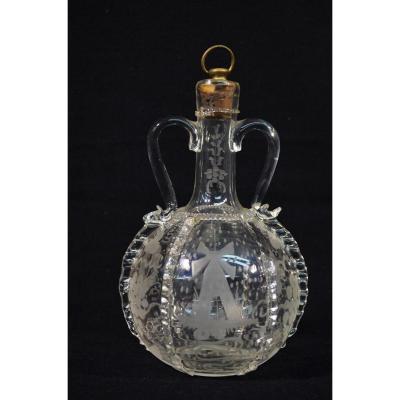 Carafe Hollandaise XVIIIème
