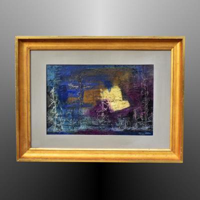 """Flagellates"" par Minna Citron 1951"