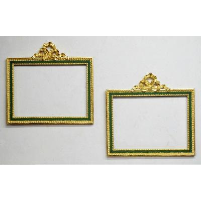 Pair Of Louis XVI - XVIIIth Century Frames