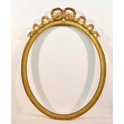 Louis XVI Style Oval Frame