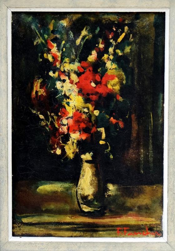 Bouquet de fleurs par François Faucher -photo-2