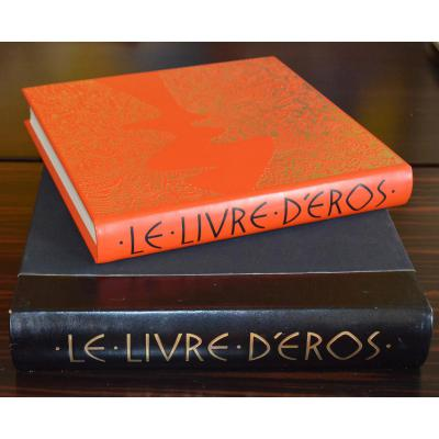 The Book Of Eros Pierre-yves Tremois With Dedication