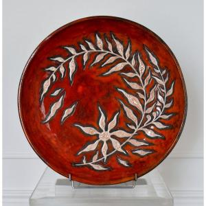 Large Ceramic Dish Kings Of Mallorca