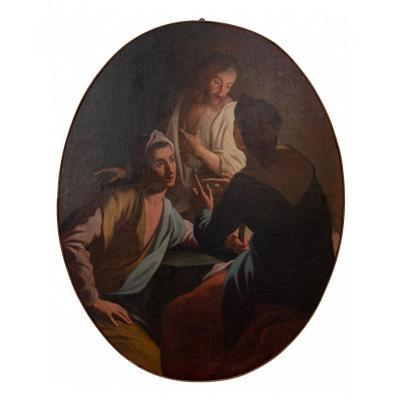 Giuseppe Qui Interprète Les Rêves (un De Six Tableaux)