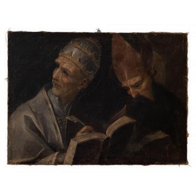 Pape Et évêque