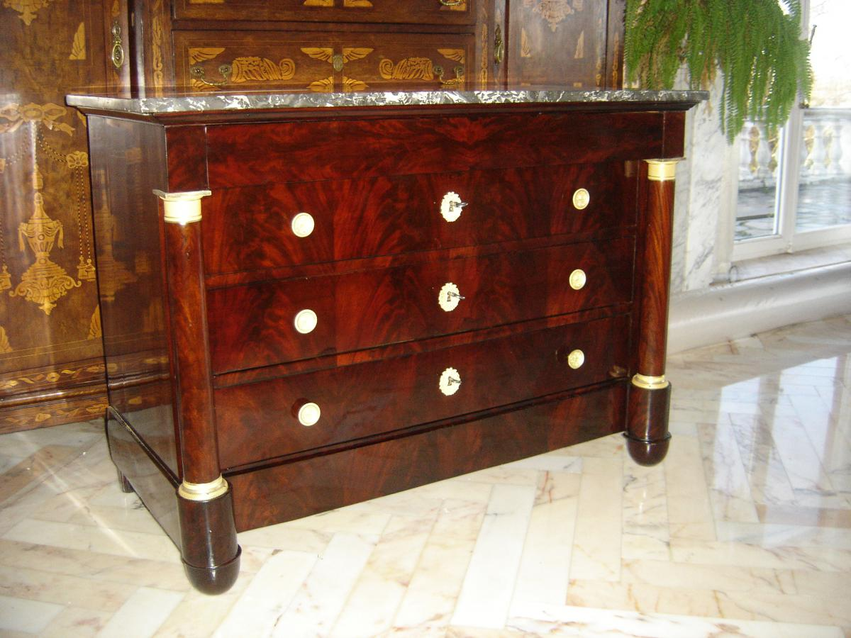 commode ancienne empire