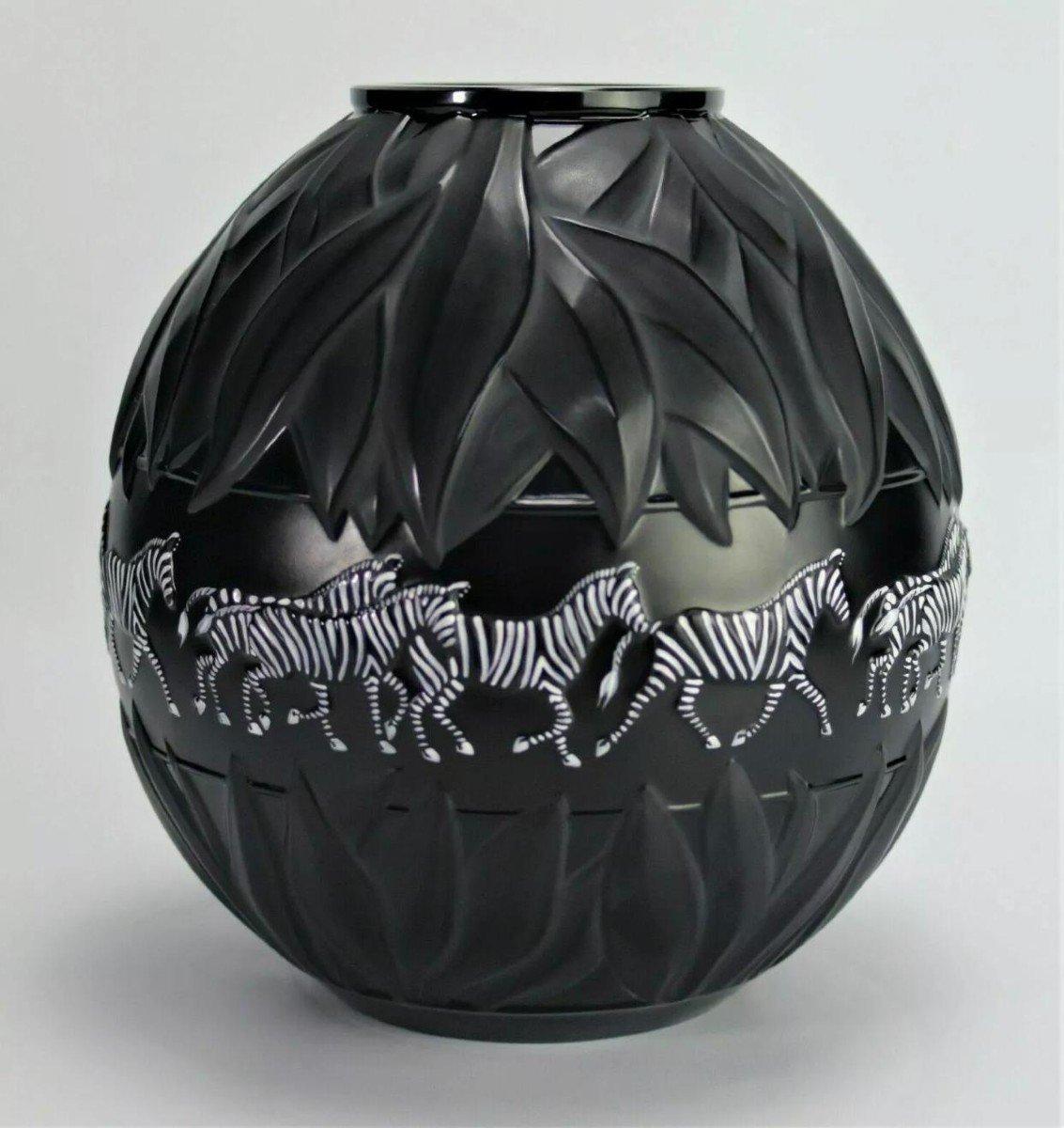 Marie Claude Lalique Vase