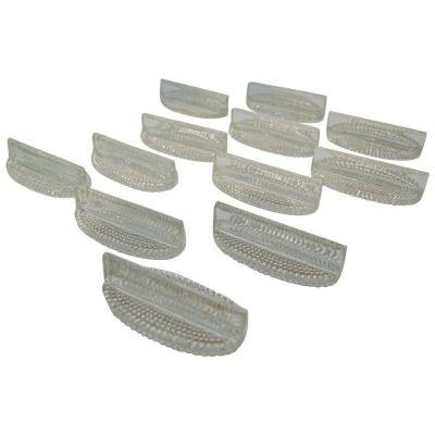 Lalique 12 Porte-couteaux Modèle