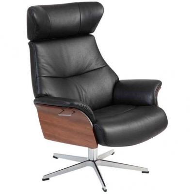 """Jahn Aamodt, Conform """"Air"""" fauteuil avec son ottoman"""