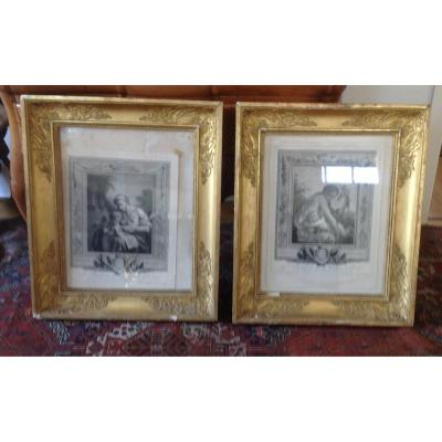 Two Restoration Frames