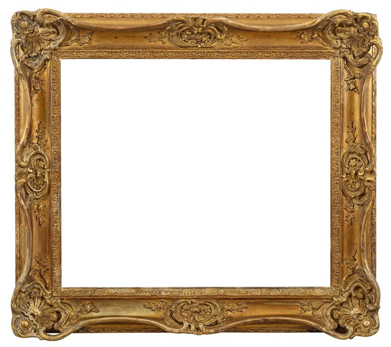 Louis XV Style Frame - Ref-174