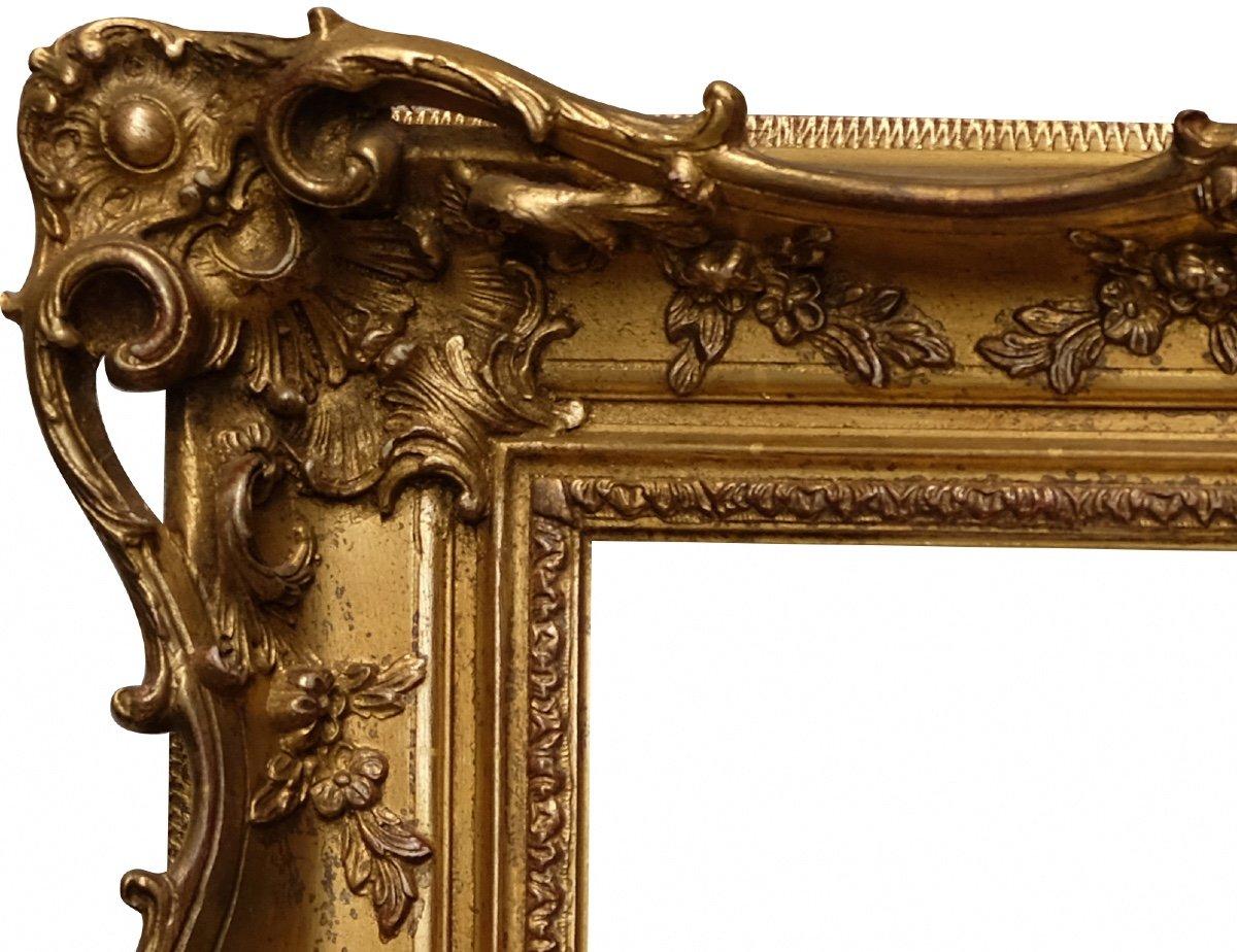 Cadre Style Louis XV 47x33,3 Ref. 933-photo-2