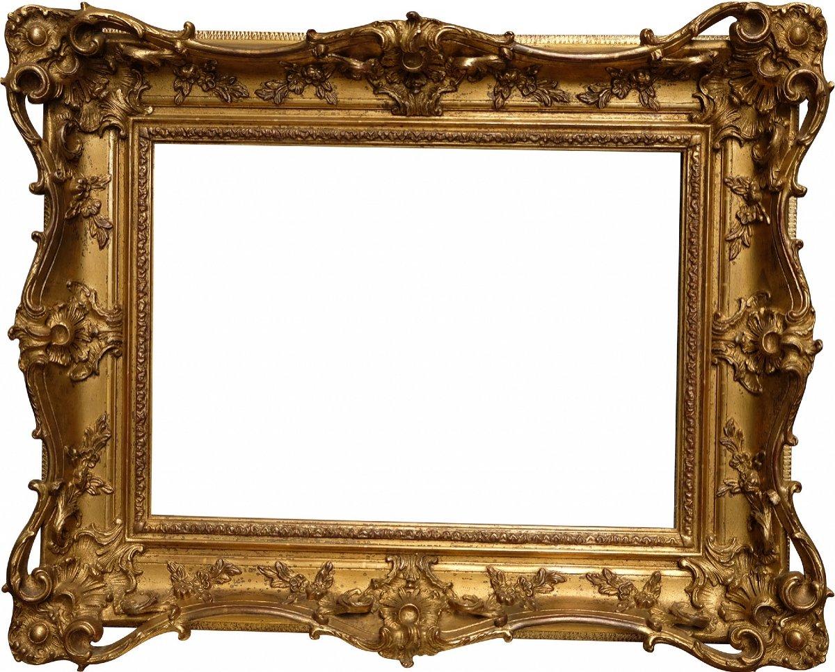Cadre Style Louis XV 47x33,3 Ref. 933