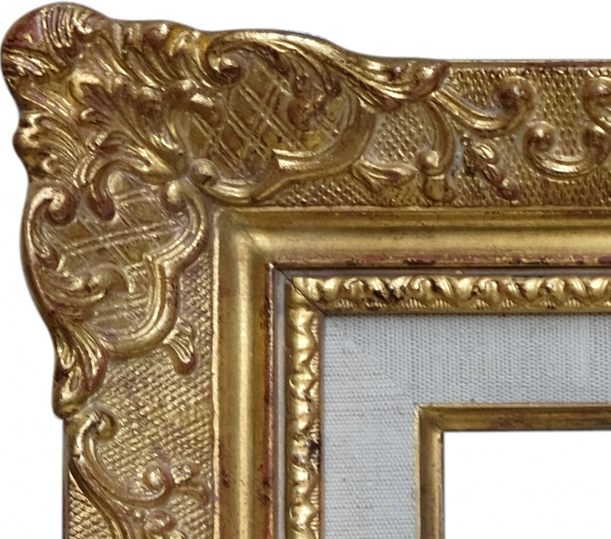 Cadre Style Louis XIV 25,2x20 Ref.934-photo-1