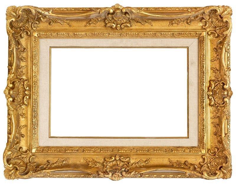 Cadre Style Louis XV - 28x41,5 cm- Ref 884