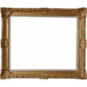 Louis XIV Style Frame -81.7 X 65.6 Ref 935