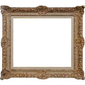 Louis XIV Style Frame - 56 X 46.2 - Ref-947